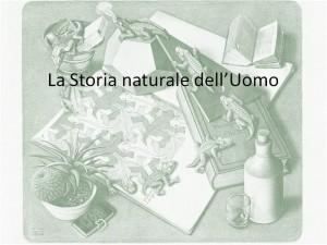 La Storia naturale dell'Uomo